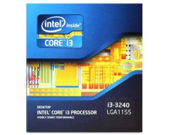 Intel Core i3-3240 Ivy Bridge Dual-Core 3.4GHz LGA 1155 55W Desktop Processor Intel HD Graphics 2500 BX80637i33240