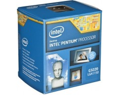 Intel Pentium G3220 Haswell Dual-Core 3.0GHz LGA 1150 54W Desktop Processor Intel HD Graphics BX80646G3220