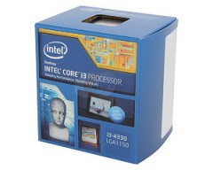 Intel Core i3-4330 Haswell Dual-Core 3.5GHz LGA 1150 54W Desktop Processor Intel HD Graphics 4600 BX80646I34330