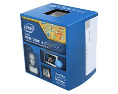 Intel Core i5-4590 Haswell Quad-Core 3.3GHz LGA 1150 84W Desktop Processor Intel HD Graphics 4600 BX80646I54590