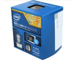 Intel Core i5-4690 Haswell Quad-Core 3.5GHz LGA 1150 84W Desktop Processor Intel HD Graphics 4600 BX80646I54690