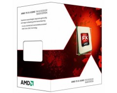 AMD FX-6300 Vishera 6-Core 3.5GHz (4.1GHz Turbo) Socket AM3+ 95W Desktop Processor FD6300WMHKBOX