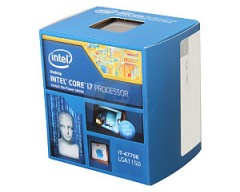 Intel Core i7-4770K Haswell Quad-Core 3.5GHz LGA 1150 84W Desktop Processor Intel HD Graphics BX80646I74770K