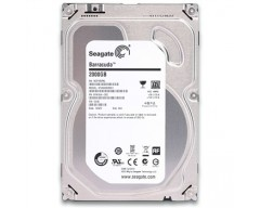 "Seagate Barracuda ST2000DM001 2TB 7200 RPM 64MB Cache SATA 6.0Gb/s 3.5"" Internal Hard Drive Bare Drive"