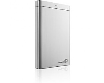 Seagate Backup Plus Slim 2TB USB 3.0 Portable External Hard Drive STDR2000101 Silver