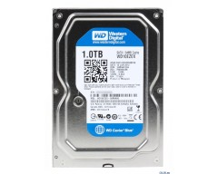 "Western Digital WD Blue WD10EZEX 1TB 7200 RPM 64MB Cache SATA 6.0Gb/s 3.5"" Internal Hard Drive Bare Drive"