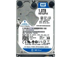 "WD Blue WD10JPVX 1TB 5400 RPM 8MB Cache SATA 6.0Gb/s 2.5"" Internal Notebook Hard Drive Bare Drive"