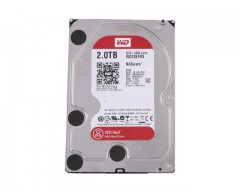 "Western Digital WD Red NAS Hard Drive WD20EFRX 2TB IntelliPower 64MB Cache SATA 6.0Gb/s 3.5"" Internal Hard Drive"