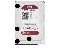 "Western Digital Red NAS Hard Drive WD30EFRX 3TB IntelliPower 64MB Cache SATA 6.0Gb/s 3.5"" NAS Hard Drive"