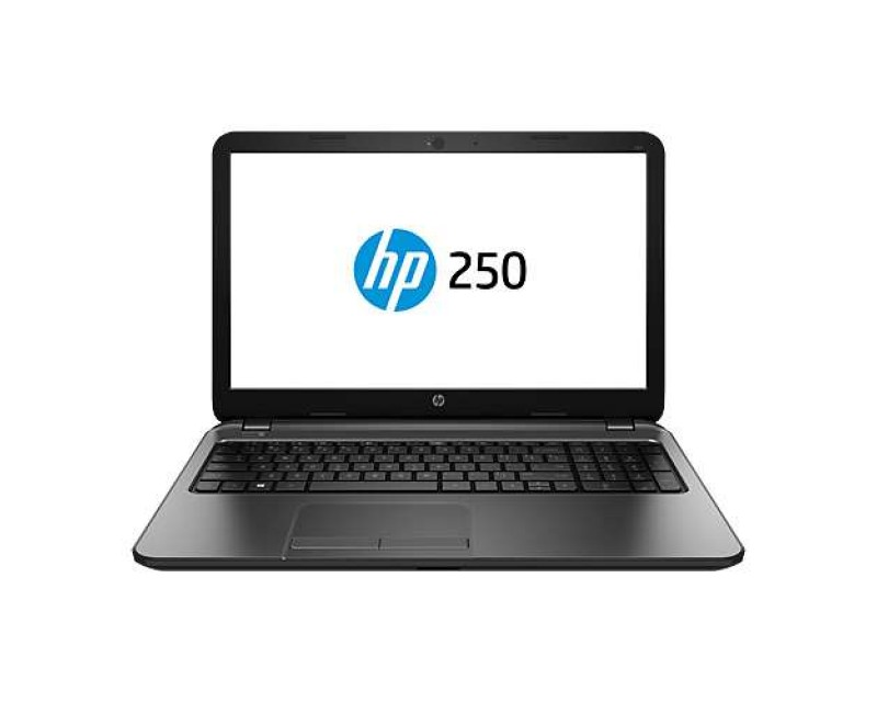 HP 250 G3 Notebook PC - Intel® Core™ i3 4005U 1.7GHz Dual-Core, 4GB DDR3, 500GB HDD, 15.6, (no optical), Windows 7 Professional / Windows 8.1 Pro 64-bit - M5G54UT#ABA