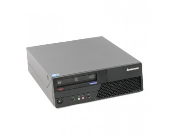 Lenovo Thinkcentre M58e SFF Core 2 Duo 3.0GHz 4GB 250GB Win 7 Pro 1 Yr Wty