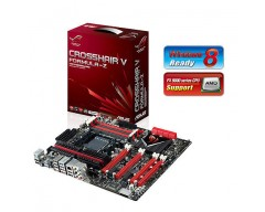 ASUS Crosshair V Formula-Z AM3+ AMD 990FX + SB950 SATA 6Gb/s USB 3.0 ATX AMD Gaming Motherboard with 3-Way SLI/CrossFireX Support and UEFI BIOS