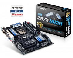 GIGABYTE GA-Z87X-UD3H LGA 1150 Intel Z87 HDMI SATA 6Gb/s USB 3.0 ATX Intel Motherboard with UEFI BIOS