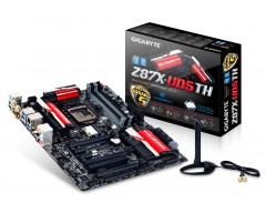 GIGABYTE GA-Z87X-UD5 TH LGA 1150 Intel Z87 HDMI SATA 6Gb/s USB 3.0 ATX Intel Motherboard