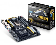 GIGABYTE GA-Z87X-UD5H LGA 1150 Intel Z87 HDMI SATA 6Gb/s USB 3.0 ATX Intel Motherboard with UEFI BIOS