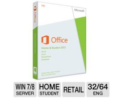 Microsoft office 2013 home and student retail English #79G-03550