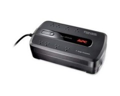 APC Back-UPS ES BE550G 550 VA 330 Watts (4) NEMA 5-15R (Battery Backup) (4) NEMA 5-15R (Surge Protection) Outlets UPS