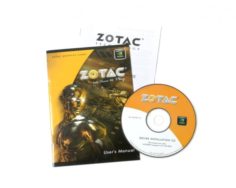 ZOTAC GeForce 210 1GB ZT-20314-10L 32-Bit DDR3 PCI Express