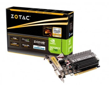 ZOTAC GeForce GT 730  ZT-71114-10L